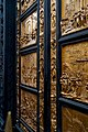 Firenze - Florence - Piazza di San Giovanni - View SW on the Gates of Paradise 1452 by Lorenzo Ghiberti (Copy 2006) II.jpg