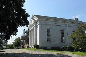 Bridgewater (CDP), Massachusetts - First Parish Bridgewater