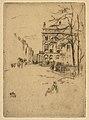 Fitzroy Square (Street Scene) MET DP813755.jpg