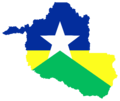 Flag map of Rondonia.png