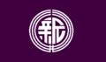 Flag of Arai Niigata.png