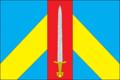 Flag of Bulatnikovskoe (Moscow oblast).png