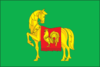 Flag of Ganusovskoe (Moscow oblast).png