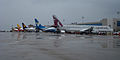 Flights Parked at Calicut Airport.jpg