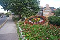Floral display, High Street, Warsop - geograph.org.uk - 226781.jpg