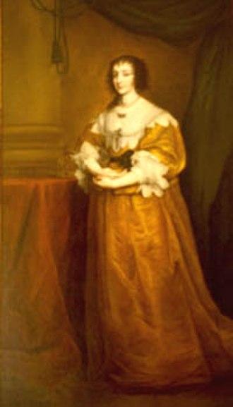 Florence MacKubin - Queen Henrietta Maria, 1901, Maryland State House