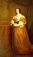 Florence MacKubin, Queen Henrietta Maria, Maryland State House.jpg