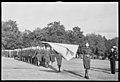 """Fo30141711140117 """"Hirdoppmarsj på Slottsplassen"""" 1944-09-25 (NTBs krigsarkiv, Riksarkivet).jpg"""
