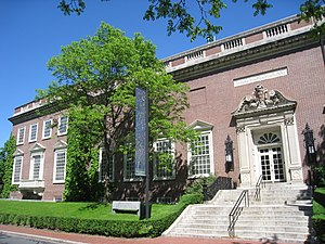 Harvard Art Museums - Image: Fogg Art Museum, Harvard University