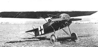 Fokker D.VIII - Fokker E.V