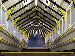 Footbridge, Birkenhead Central 2.jpg
