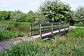 Footbridge across the Nottingham Canal - geograph.org.uk - 815878.jpg