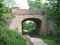 Footbridge under Railway - geograph.org.uk - 1309107.jpg