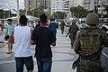 Forças armadas já estão operando nas ruas e avenidas do Rio - 36063447432.jpg