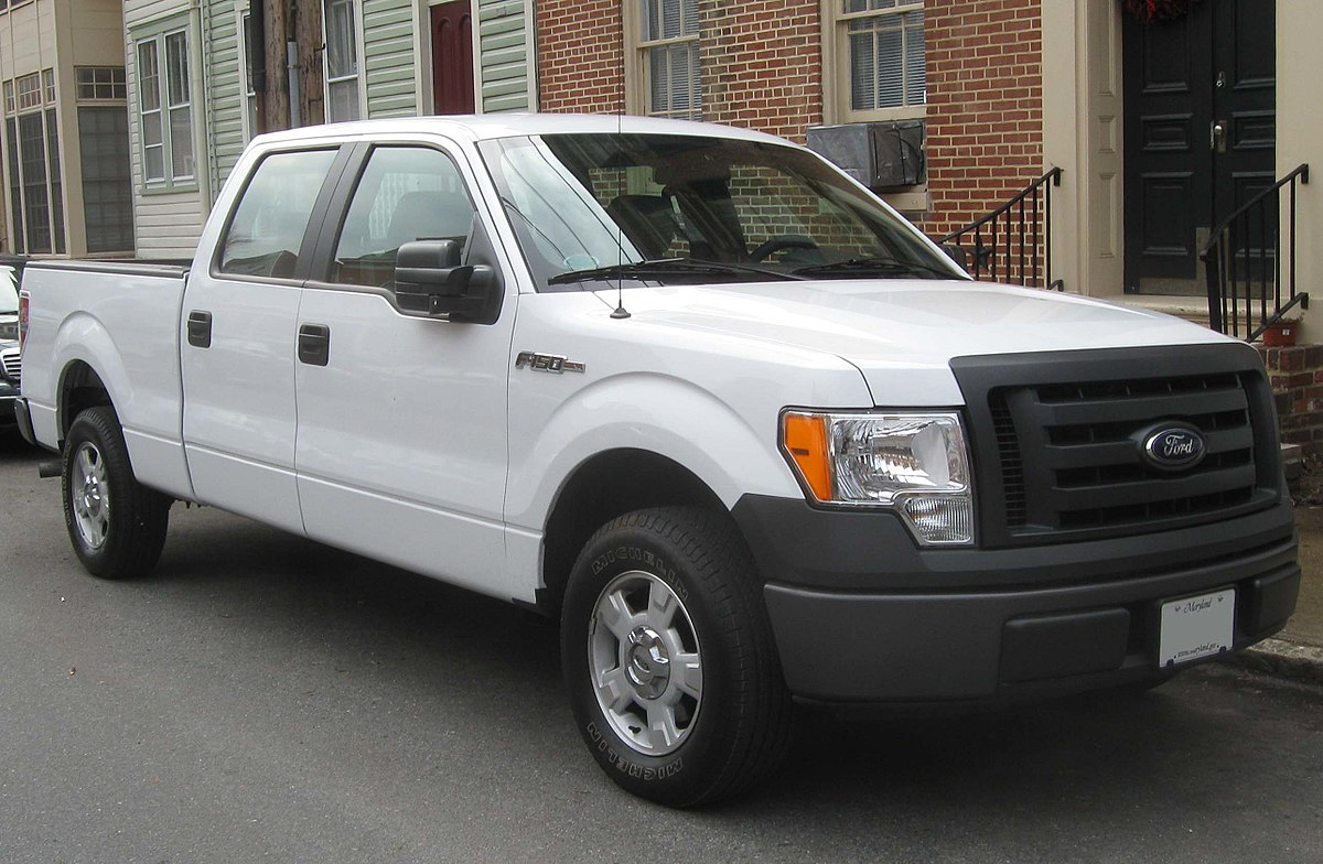 ford f series twelfth generation wikipedia. Black Bedroom Furniture Sets. Home Design Ideas