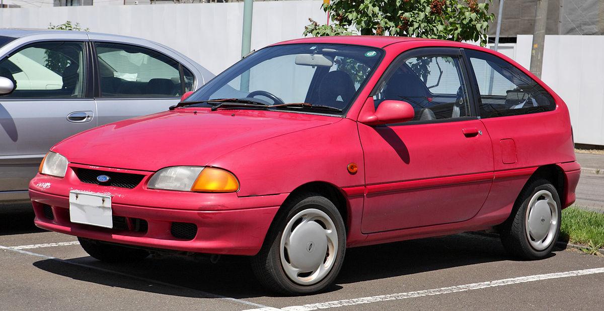 Ford Festiva — Wikipédia