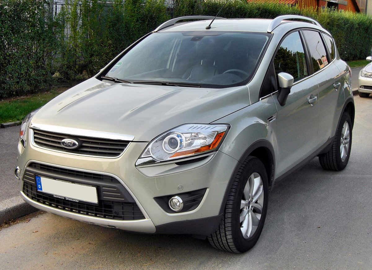 ford kuga wikipedia. Black Bedroom Furniture Sets. Home Design Ideas