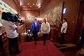 Foreign Secretary Yasay Guides Secretary Kerry Through the Malacañang Palace (28475010982).jpg