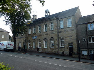 Chipping Norton Recording Studios grade II listed building in the United kingdom
