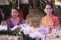 Former President Gloria Macapagal-Arroyo and Aung San Suu Kyi.jpg
