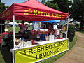 Fort Walton Landing Latino Fest kettle corn fresh squeezed.JPG
