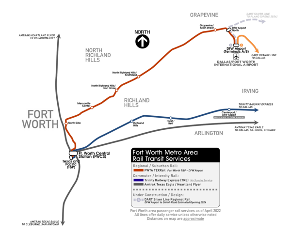 TEXRail - Wikiwand