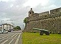 Forte de S. Brás - Ponta Delgada - Portugal (1580733015).jpg