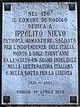 Fossato di Rodigo-Lapide a Ippolito Nievo.jpg
