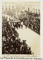 Fotografi av Sevilla. La Plaza de la Constitucion en Viernes-Santo - Hallwylska museet - 104799.tif