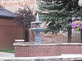 Fountain at Citizens Park, Idaho Spgs., CO IMG 5438.JPG