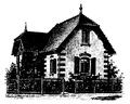 Från kolonien Altenhof i Essen. Hus för en familj, Nordisk familjebok.png