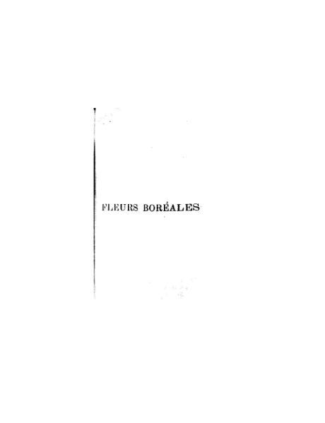 File:Fréchette - Les Fleurs boréales.djvu