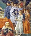 Fra Filippo Lippi - Death of the Virgin (detail) - WGA13314.jpg