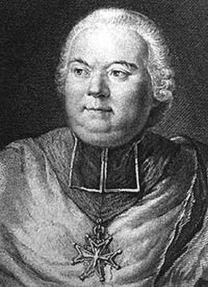 François-Joachim de Pierre de Bernis - Image: François Joachim de Pierre de Bernis