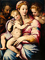 Francesco Salviati - Holy Family with Saint John the Baptist - Google Art Project.jpg