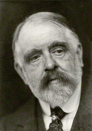 Francis Carruthers Gould - Francis Carruthers Gould by George Charles Beresford 1902