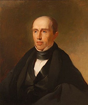 Francis Preston Blair - Blair in May, 1845 as painted by Thomas Sully