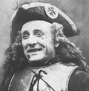 Frank Wyatt - Wyatt as the Duke of Plaza-Toro in The Gondoliers (1889)