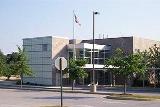 Franklin High School (Reisterstown, Maryland) Public secondary school in Reisterstown, Maryland, United States