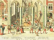 Frans Hogenberg Bildersturm 1566