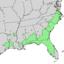 Fraxinus caroliniana range map 3.png