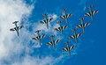 Frecce Tricolori NL Air Force Days (9291482656).jpg