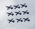 Frecce Tricolori NL Air Force Days (9291483088).jpg