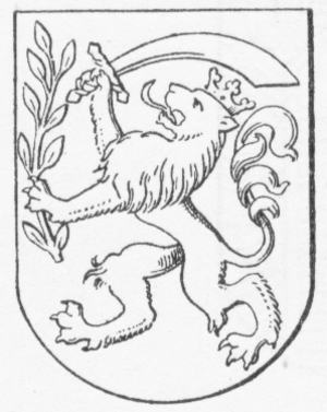 Fredericia - Image: Fredericias våben