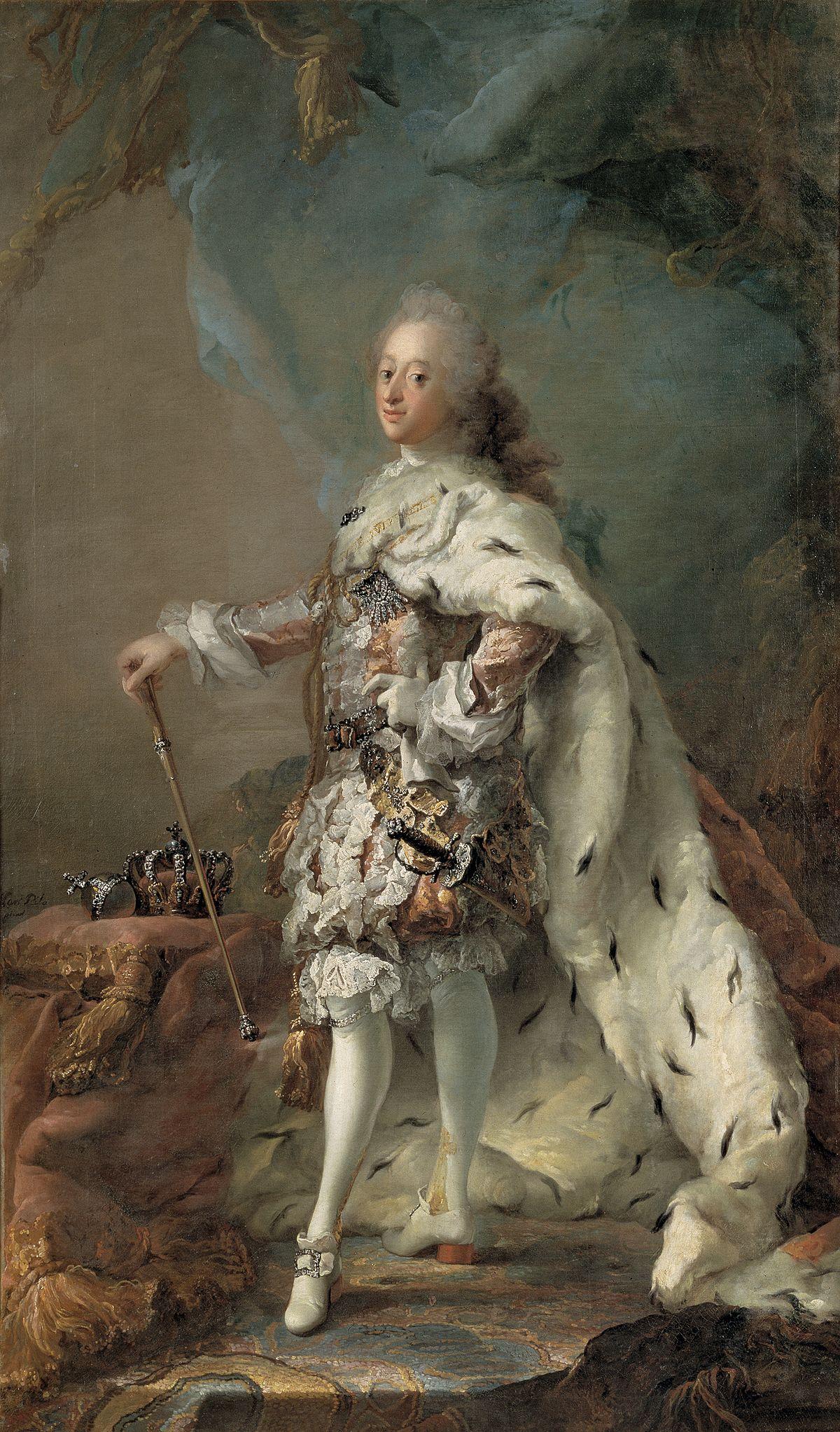 Federico V di Danimarca - Wikipedia