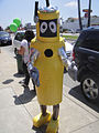 Free Comic Book Day 2012 - Plex from Yo Gabba Gabba (7186411204).jpg