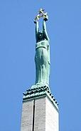 Freedom Monument Riga Apex