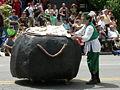 Fremont Solstice Parade 2007 - leprechauns 08.jpg