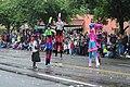 Fremont Solstice Parade 2011 - 077 - stilters (5850121455).jpg