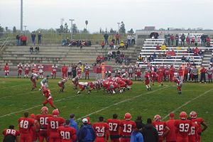 Fresno State football scrimmage 2007.jpg
